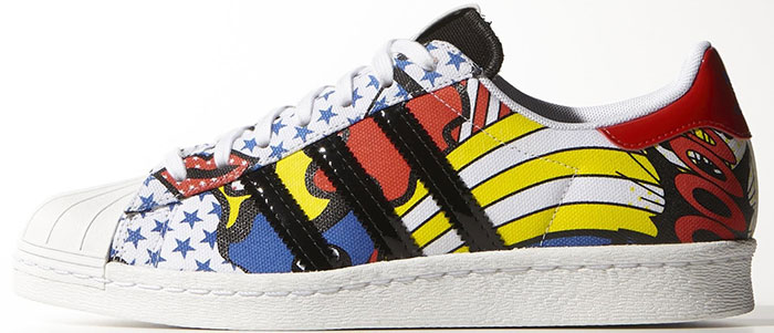 "adidas ""Superstar 80"" Shoes"