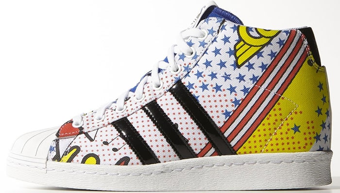 "adidas ""Superstar Up"" Shoes"