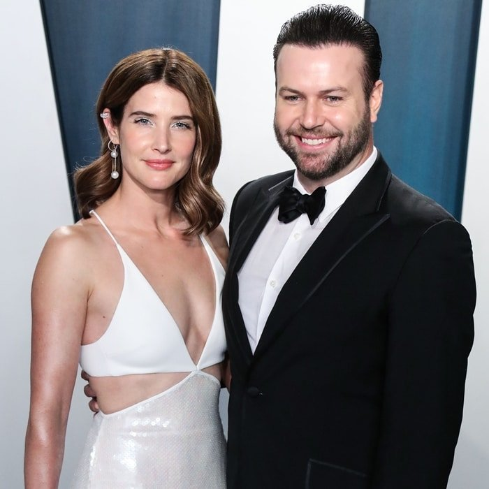 Cobie Smulders and Taran Killam have been married since 2012