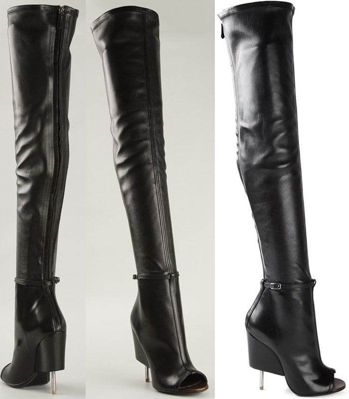 Givenchy Thigh High Boots
