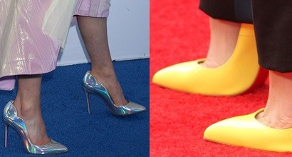 b9a91be8e3c Hot Chick Pumps by Christian Louboutin  How Celebrities Wear Them