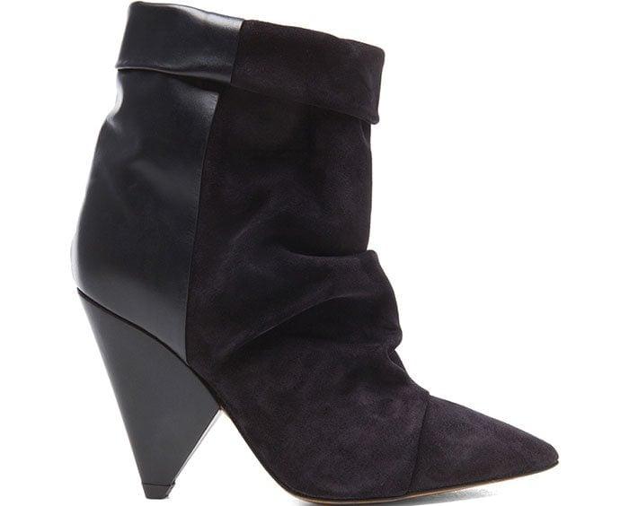 Isabel-Marant-Andrew-Calfskin-Velvet-Boots