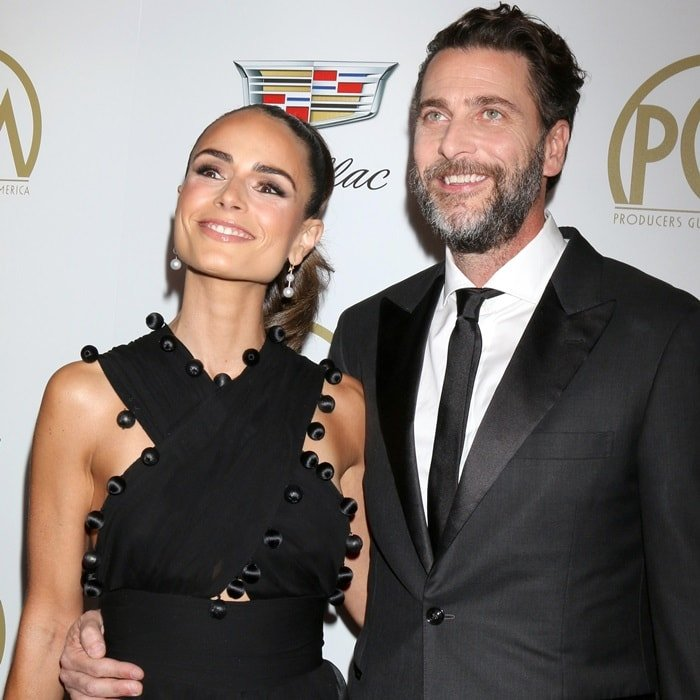 Jordana Brewster's husband is almost equally wealthy film producer Andrew Form