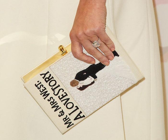 Kim-Kardashian-A-Love-Story-custom-clutch