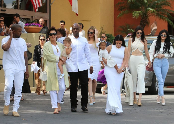 Kylie Jenner Easter Tyga 6