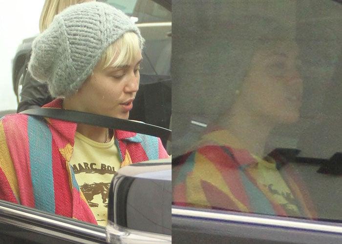 Miley Cyrus Converse 5