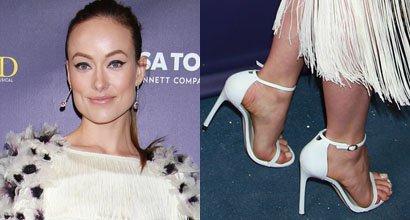 Olivia Wilde S Net Worth Sexy Feet Hot Legs In High Heels