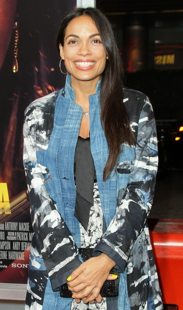 Rosario Dawson entered 2019 with a net worth of $16 million