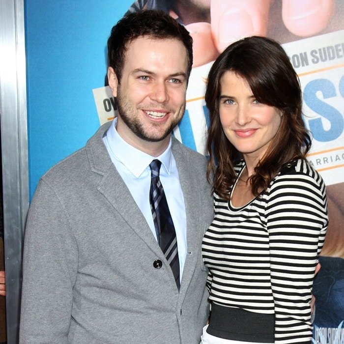 Taran Killam and Cobie Smulders met in 2005 when she attended a taping for his television show