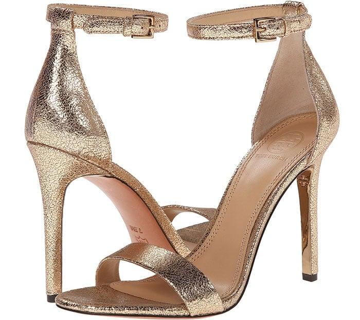 Tory Burch Keri Sandals Bronze