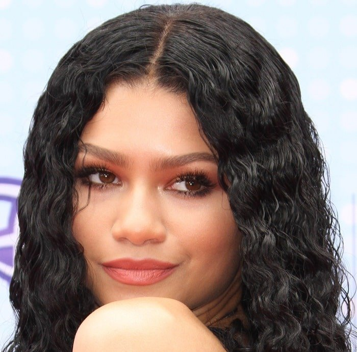 Zendaya at the 2015 Radio Disney Music Awards held at Nokia L.A. Live in Los Angeles on April 25, 2015