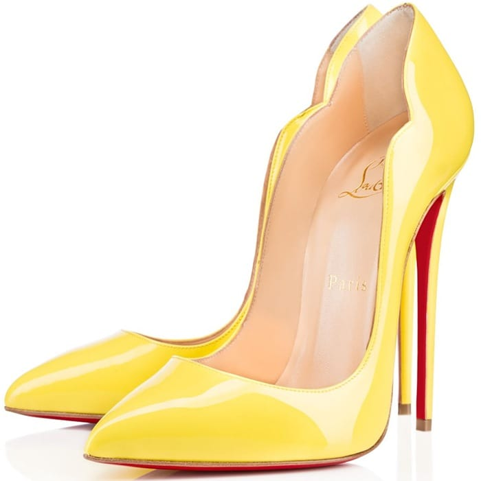 75d69a952172 Hot Chick Pumps by Christian Louboutin  How Celebrities Wear Them