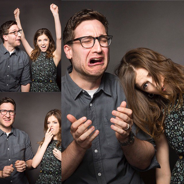 """Anna Kendrick on Joshua Horowitz's """"Happy/Sad/Confused"""" podcast - posted on Instagram on May 16, 2015"""