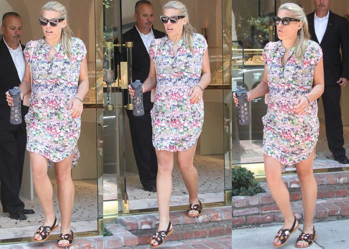 Busy Philipps in Marni 10