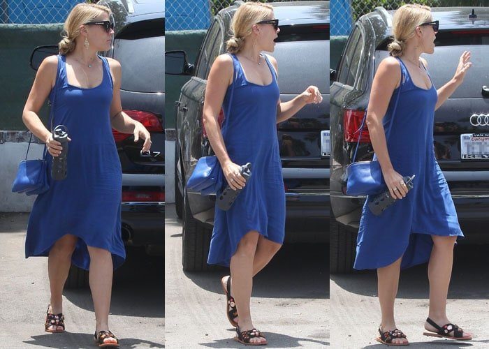 Busy Philipps in Marni 3