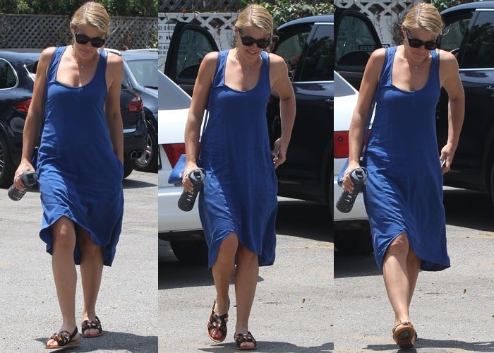 Busy Philipps in Marni 7