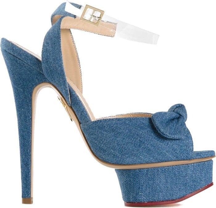 Charlotte Olympia 'Serena' sandals