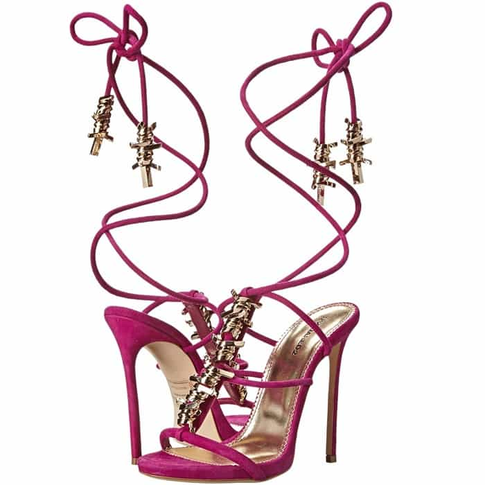 """DSquared2 """"Babe Wire"""" Sandals"""