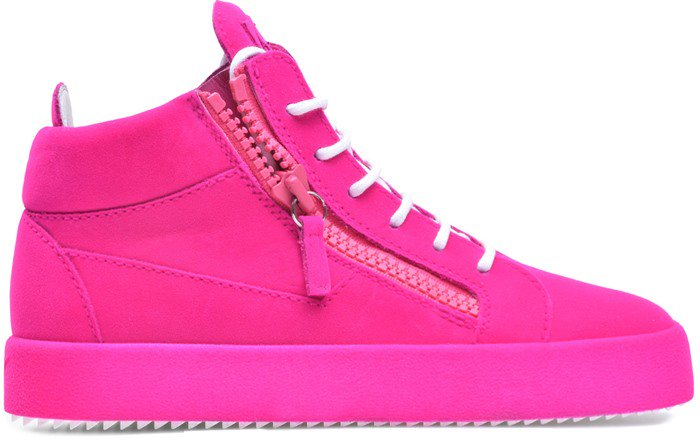 Giuseppe Zanotti 'The Unfinished' Sneakers