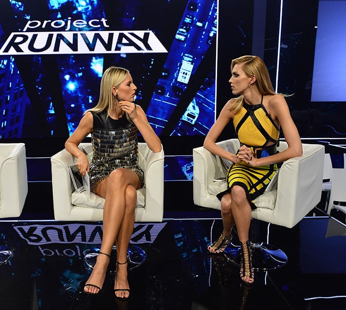 Project Runway Poland is based upon the US reality show Project Runway