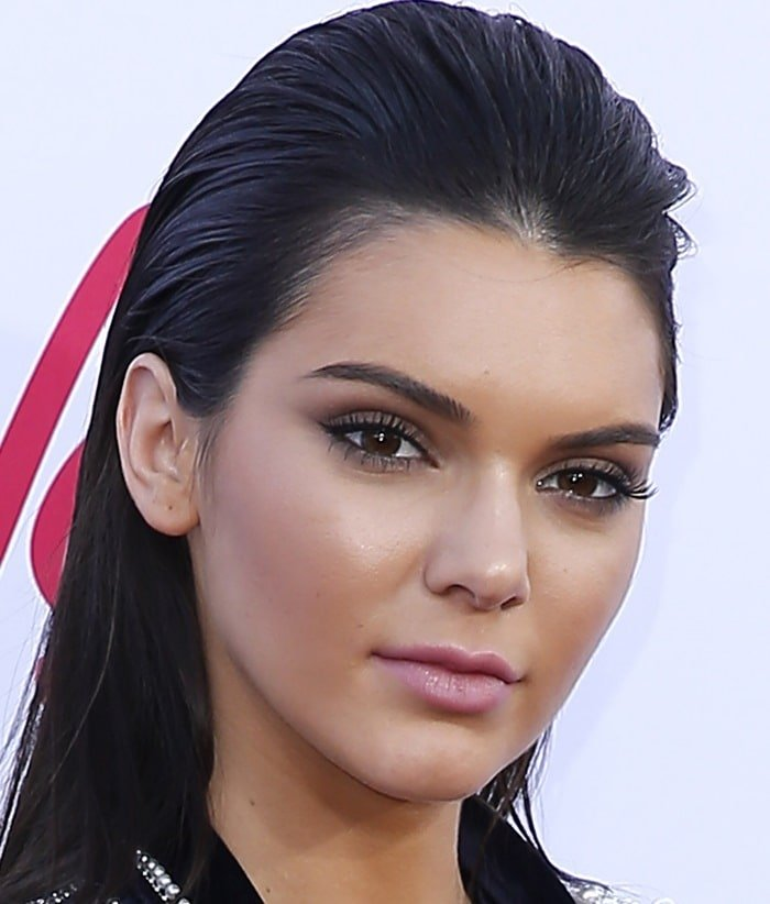 Kendall Jenner at the 2015 Billboard Music Awards