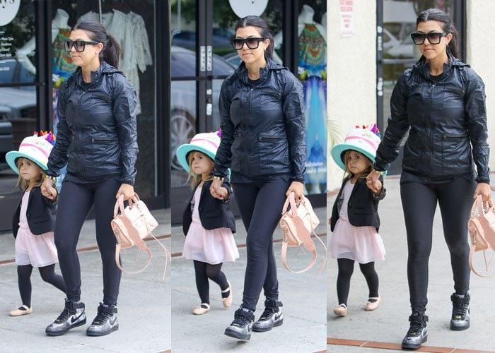Kourtney Kardashian Nike BHM 6