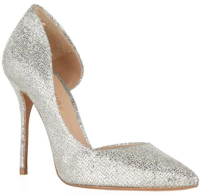Kurt Geiger Gray Anja Court Shoe