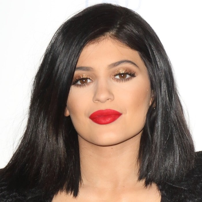 Kylie Jenner has admitted her lips got too big after undergoing plastic surgery