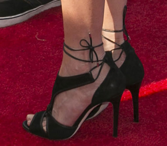 Nicole Kidman rocks L.K. Bennett sandals