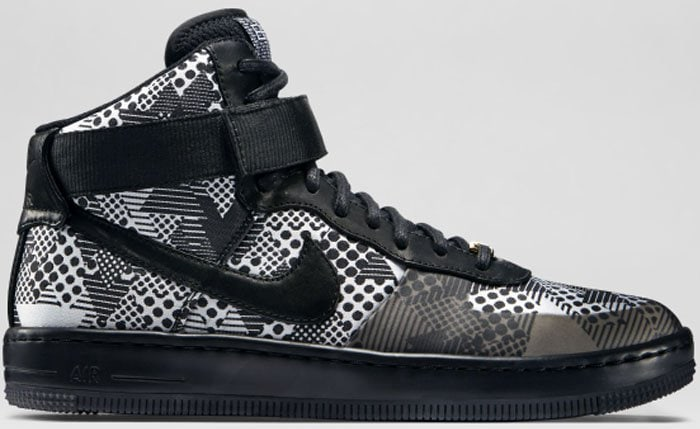 Nike Air Force 1 Ultra Force Mid BHM Women's Shoes