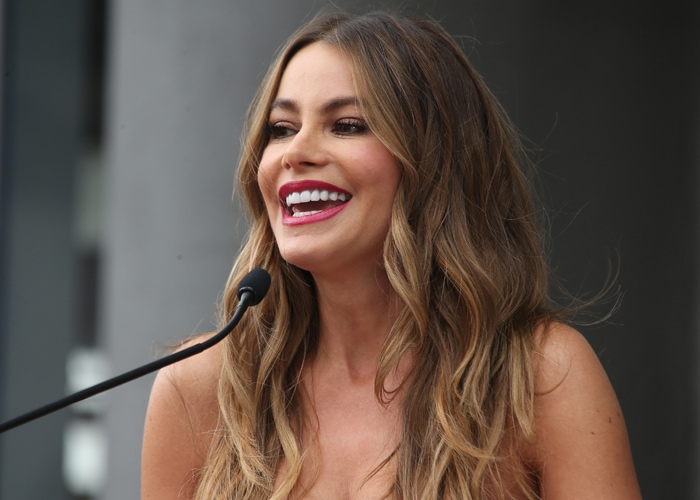 Sofia Vergara thanked her son Manolo for her successful career