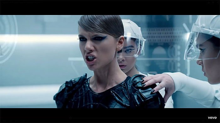"""Taylor Swift's """"Bad Blood"""" music video broke the internet this week"""