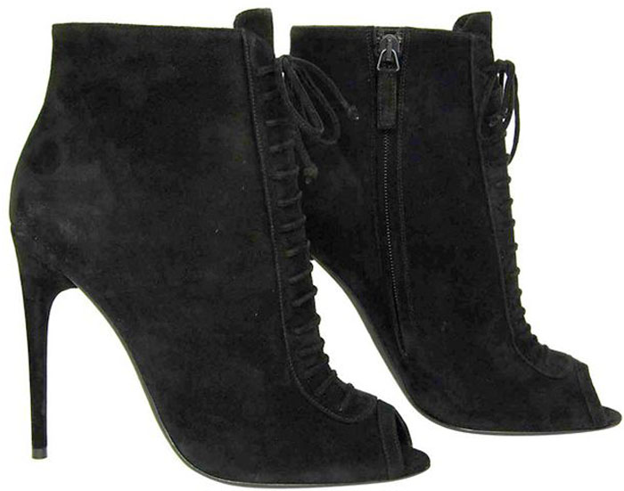 Tom Ford Suede Booties