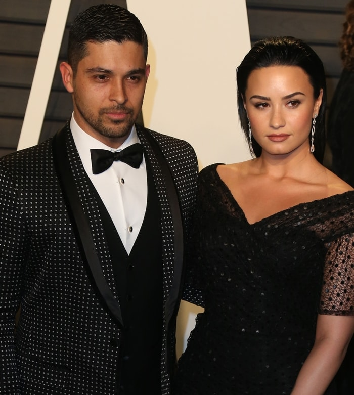 Wilmer Valderrama has supported his longtime girlfriend Demi Lovato during her struggles with bipolar disorder and an eating disorder