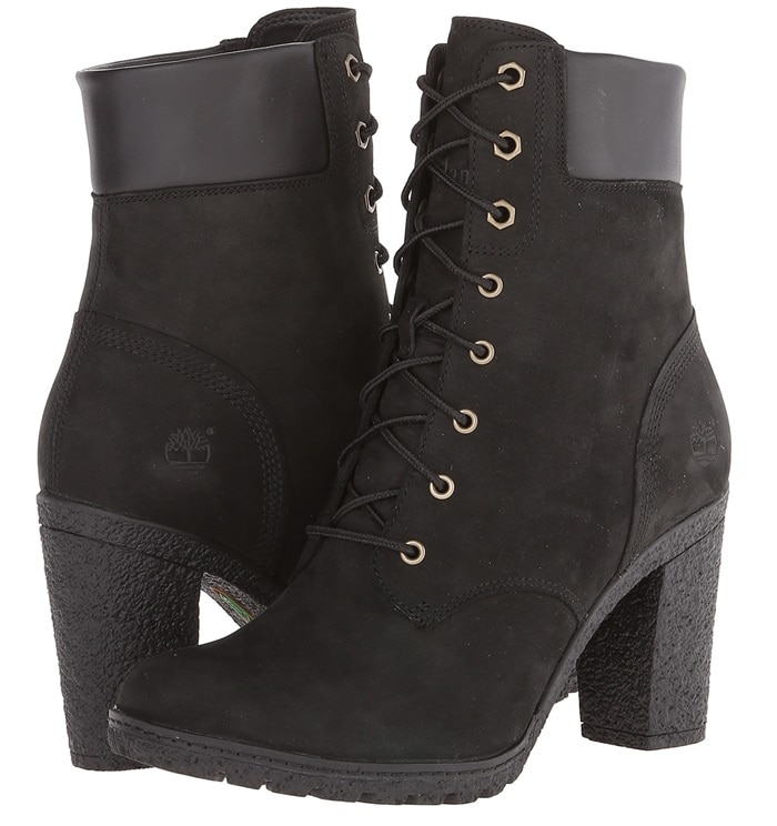 """Timberland Earthkeepers """"Glancy"""" Boots in Black"""