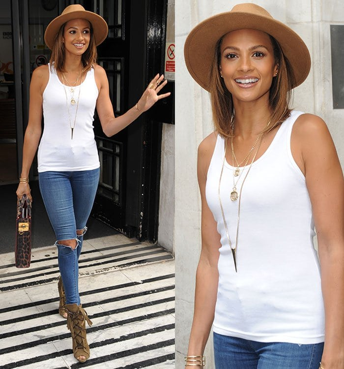 Alesha-Dixon-effortless-chic-in-jeans-in-London