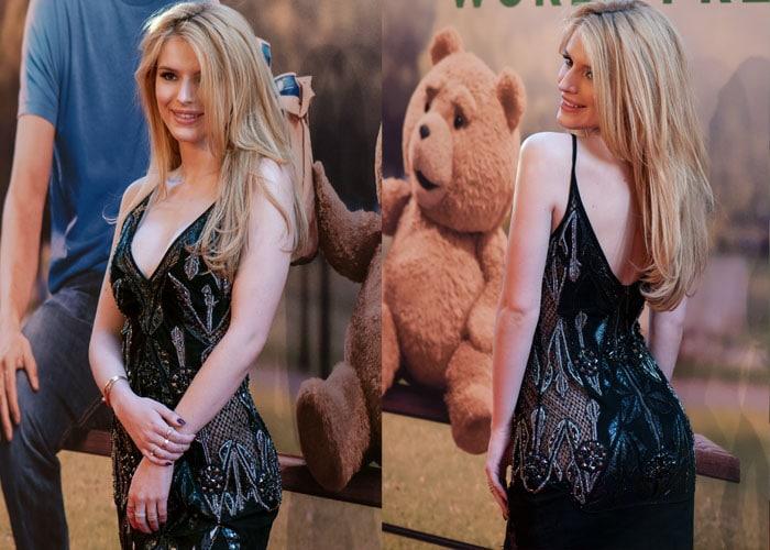 Bella Thorne Ted 2 Fendi 9