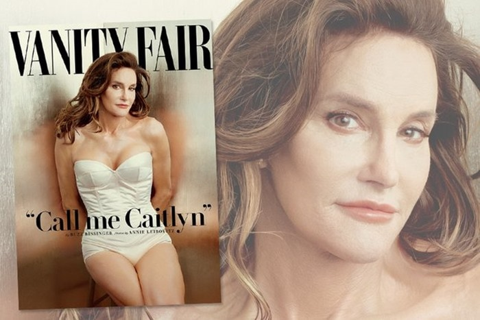 Caitlyn Jenner, formerly known as Bruce Jenner, just debuted on the cover of Vanity Fair's latest issue and celebrities have been tweeting out their support
