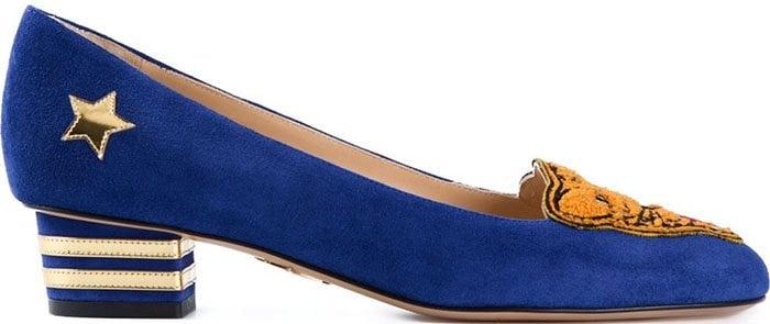 Charlotte Olympia Mascot BLUE