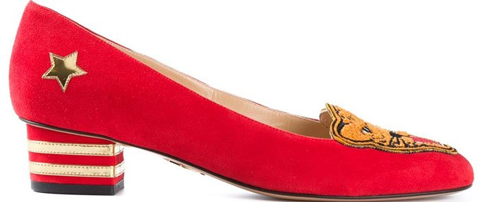 Charlotte Olympia Mascot RED