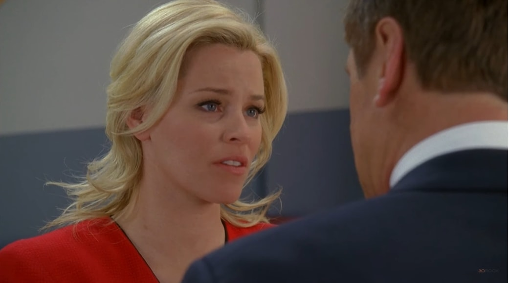 Elizabeth Banks had a recurring role as Avery Jessup on the NBC sitcom 30 Rock