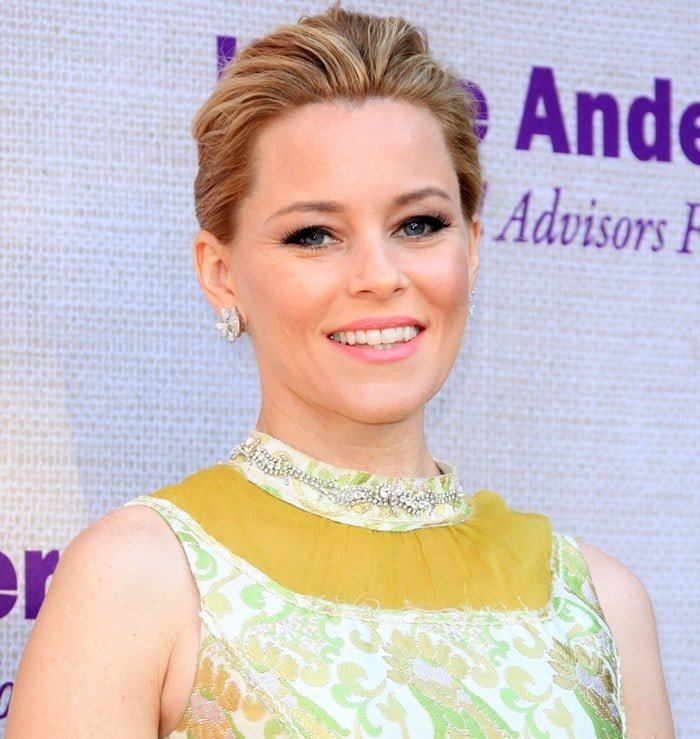 Elizabeth Banks looked positively lovely at the 2015 Chrysalis Butterfly Ball