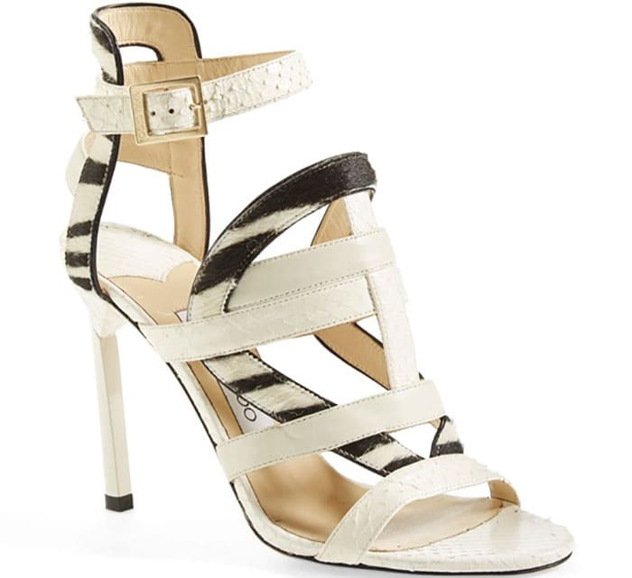 "Jimmy Choo ""Vanquish"" Sandals"