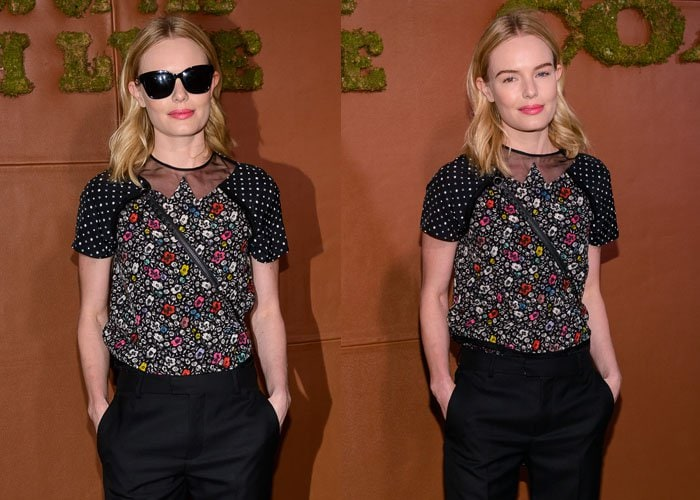 Kate Bosworth Coach Tasseled Heels 2