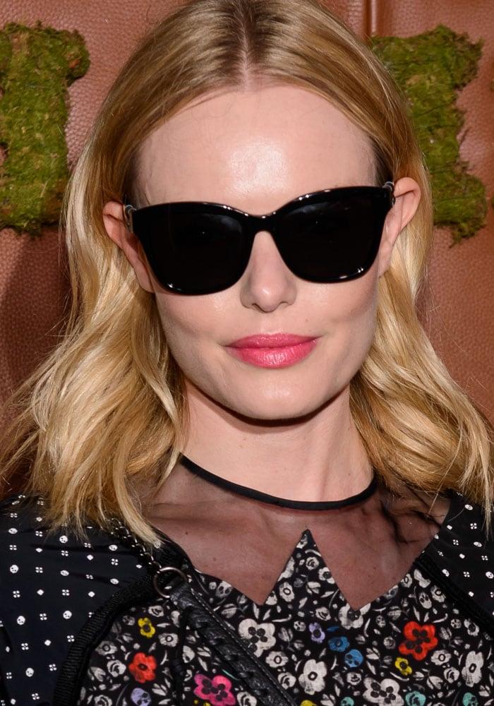 Kate Bosworth Coach Tasseled Heels 7