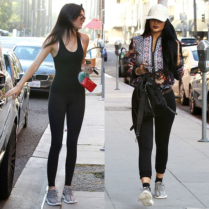 adidas pants kylie jenner