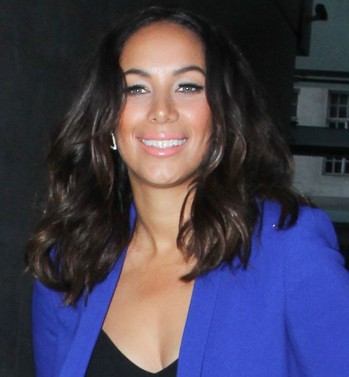 Leona-Lewis-Fire-Under-My-Feet-The-One-Show