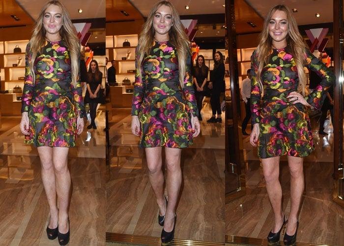 Hermione lindsay lohan Lindsay Lohan