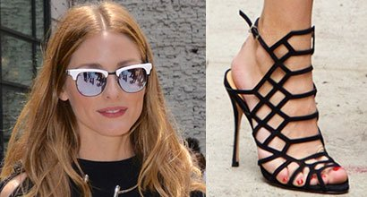 a20af521a2358f Olivia Palermo Kicks Off Summer in Origami-Style Cropped Pants