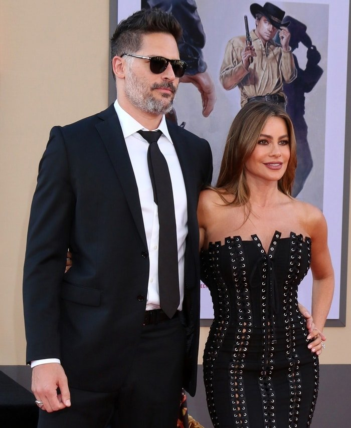 Joe Manganiello married Sofia Vergara in Palm Beach, Florida on November 21, 2015